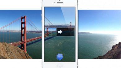 Photo of Come scattare foto panoramiche con iPhone 5 e 4S