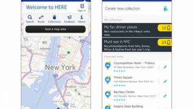 Photo of HERE Maps per iPhone – Le nuove mappe di Nokia