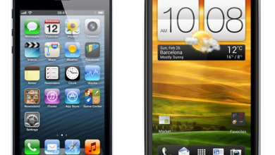 Photo of iPhone 5 Vs HTC one X
