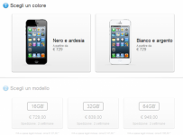 iphone5-spedizione