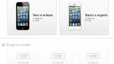 """Photo of Scendono i tempi per la spedizione dell'iPhone 5: ora """"solo"""" 2 settimane"""