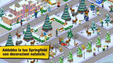 Photo of I Simpson passano per il vostro iPhone con un'app tutta da giocare
