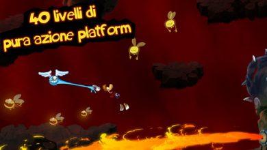 Photo of Rayman Jungle Run, gioco dell'anno per la Apple