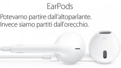 Photo of Auricolari Apple EarPods con telecomando e microfono