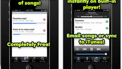 Photo of Free Music Download, l'app che ti permette di scaricare la tua musica preferita