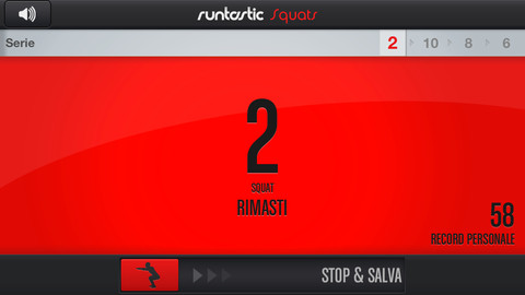 Runtastic Squats PRO
