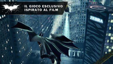"""Photo of Batman vi aspetta sul vostro iPhone 5 con """"Il cavaliere oscuro, il ritorno"""""""