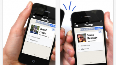 Photo of Il supporto di Bump per Dropbox arriva anche su iPhone