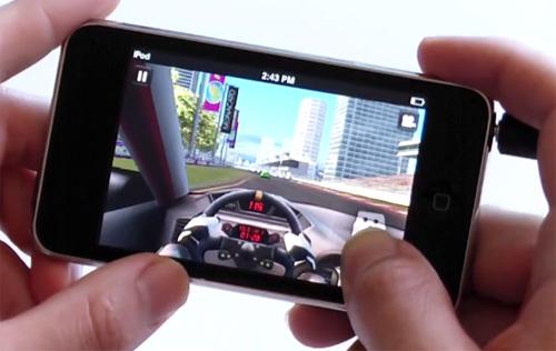 Grandi giocatori Iphone