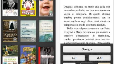 Photo of Amazon lancia l'aggiornamento di Kindle per iOS