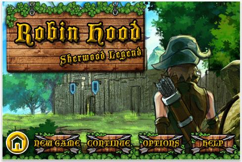 Robin Hood App iphone