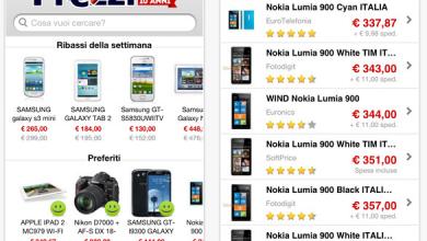 Photo of Trova Prezzi, la nuova applicazione per iPhone oggi in versione 4.1