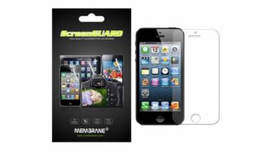Photo of Pellicole Protettive Schermo per Apple iPhone 5 – Anti-graffio e Ultra Clear Screen Protectors