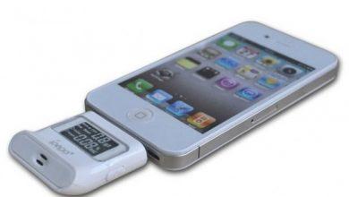 Photo of Etilometro per iPhone