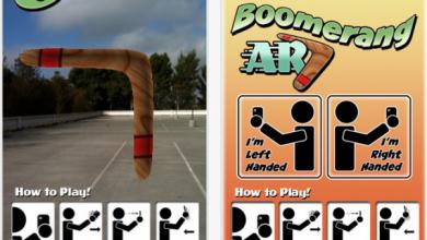 Photo of Giochi con la realtà aumentata per iPhone