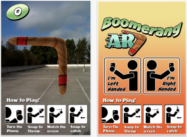 Boomerang AR App Itunes