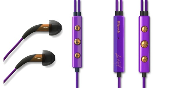 Cuffie Klipsch X10i Lou Reed Iphone