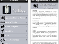 Galateo Quiz Iphone App