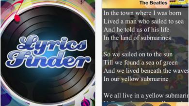 Photo of Lyrics Finder: trova i testi delle tue canzoni preferite con iPhone