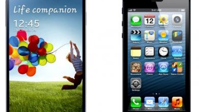 Photo of Samsung Galaxy S4 VS iPhone 5