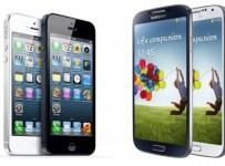 Samsung S4 e iPhone 5