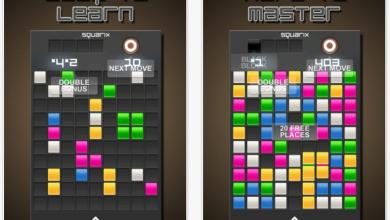 Photo of Squarix, il nuovissimo gioco per iPhone