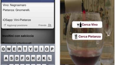 Photo of Vini – Pietanze: App per abbinare vini e pietanze