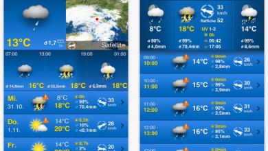 Photo of App per le previsioni meteo