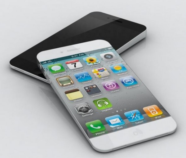 Iphone 6 air concept