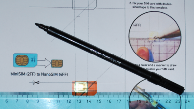 Photo of Trasformare la SIM e Micro SIM in scheda Nano SIM per iPhone 5