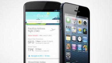 Photo of iPhone 5 VS Nexus – Scopri le differenze