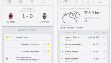 Photo of Sofa Score – App per vedere i risultati calcio in diretta