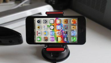 Photo of Osomount U-Grip Ex – Supporto iPhone per la macchina
