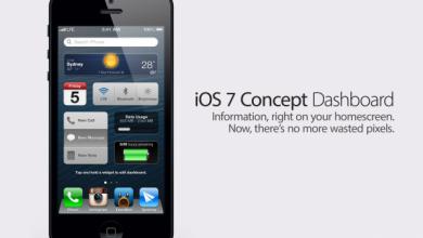 Photo of Concept iOS 7: Ecco come potrebbe essere!
