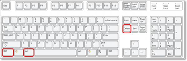 spegnere pc tastiera