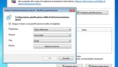 Photo of Come deframmentare Windows 7