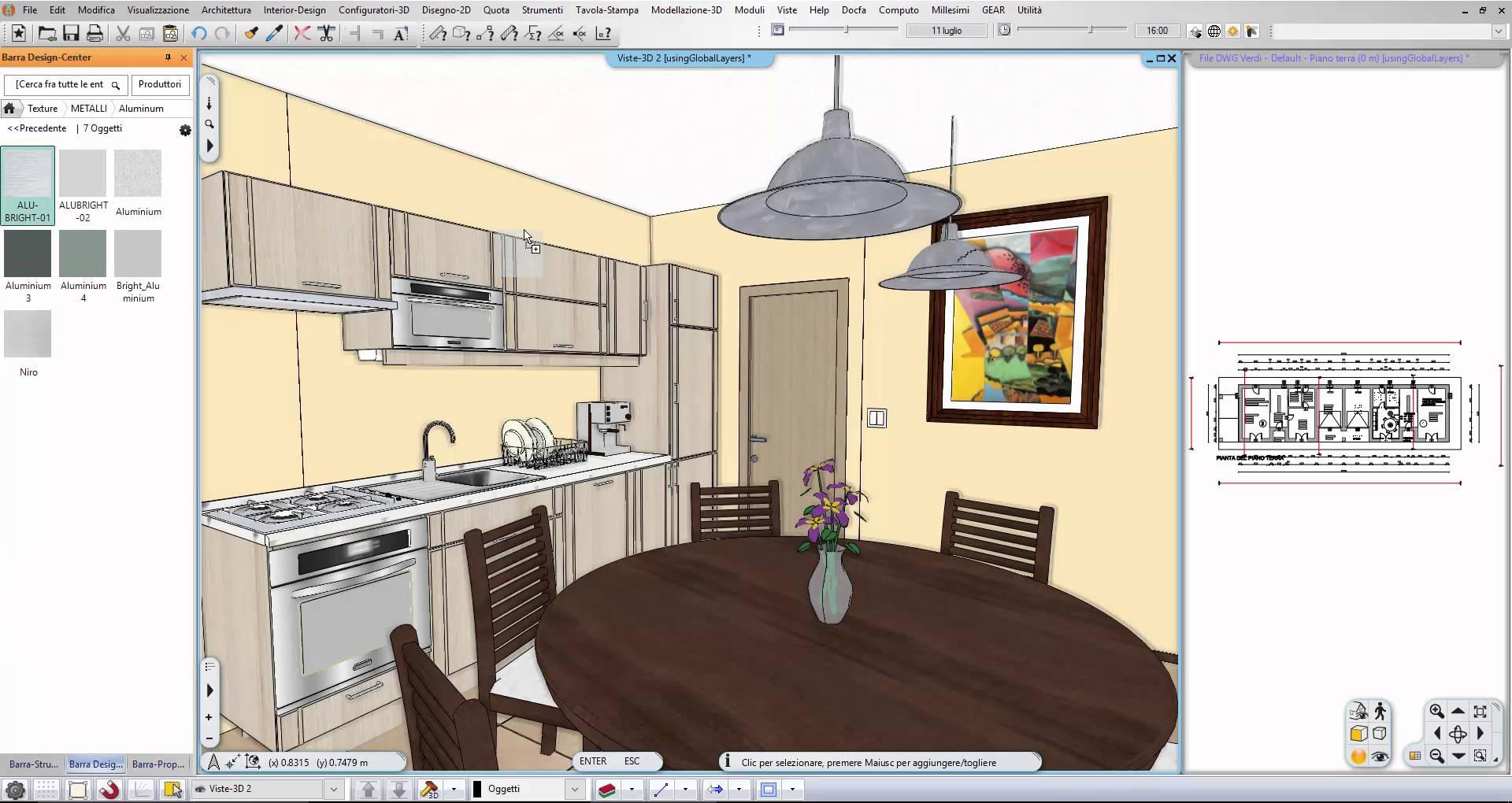 Software progettazione bagno decorazioni per la casa for Programma arredamento 3d