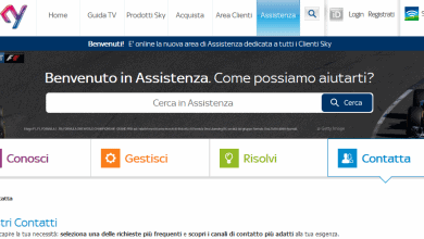 Photo of Come parlare con un operatore Sky Italia ?